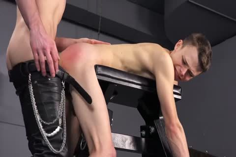Daddy Punishes His lad