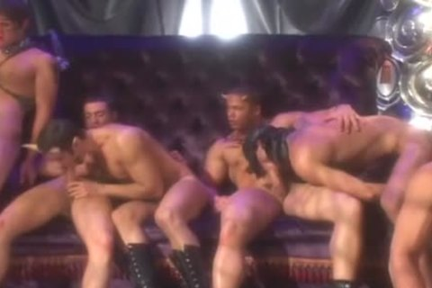 Epic bunch-sex Story