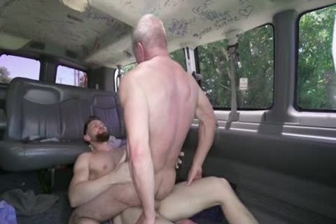 Construction Worker gets Fuckd!