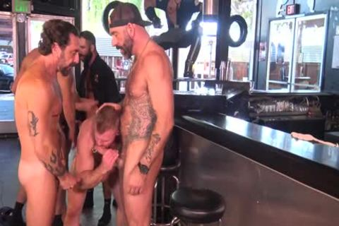 LAPD-Police Dads orgy